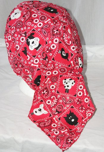 Red Dog Bandana